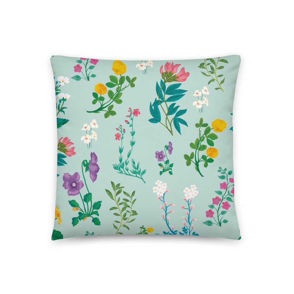 all over print basic pillow 18x18 front 6126627f36037